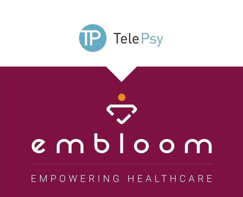 Nieuwe naam: TelePsy wordt Embloom